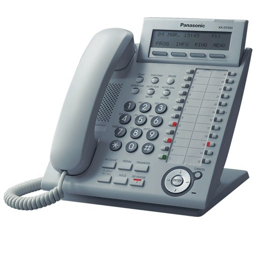 Điện thoại lập trình Panasonic KX-DT333X - TỔNG ĐÀI ĐIỆN THOẠI