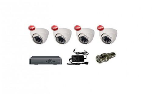 Trọn Bộ Camera Giá Rẻ AHD 1.0MP